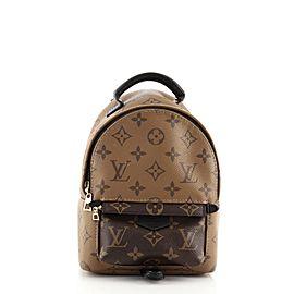 Louis Vuitton Palm Springs Backpack Reverse Monogram Canvas Mini