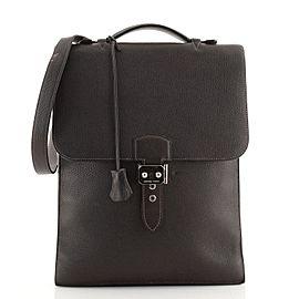 Hermes Depeche DPLG Shoulder Bag Clemence