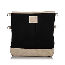 Sports Line Cotton Shoulder Bag