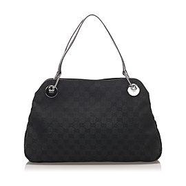 GG Canvas Eclipse Handbag