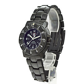 LUMINOX Nighthawk 3400 series F-117 black Dial Quartz Men's Watch