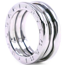BVLGARI 18k white gold Bzero1 Ring