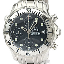 OMEGA Seamaster Stainless steel Professional 300M Chronograph Watch