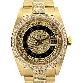 Rolex Day Date 18038 26mm Womens Watch