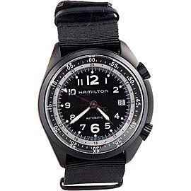 Hamilton Khaki Aviation H80485835 41mm Mens Watch