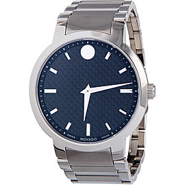 Movado Gravity 0606838 42mm Mens Watch