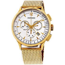 Movado Chronograph 607080 42mm Womens Watch