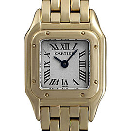 Cartier Ladies Panthere Mini 1130 17mm x 23.1mm Womens Watch