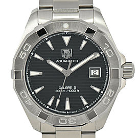 TAG HEUER Aquarace Caliber 5 WAY2110.BA0928 Automatic Men's Watch
