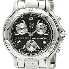 TAG HEUER 6000 Chronograph Mika Hakkinen Limited Watch CH1114
