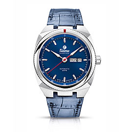 Tutima Saxon One Automatic 6120-06 Blue Strap