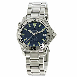 OMEGA 2253.8 Seamaster Stainless Steel/Stainless Steel Watch TNN-2051