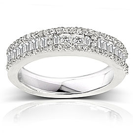 Kobelli Engagement 14k White Gold Diamond Ring