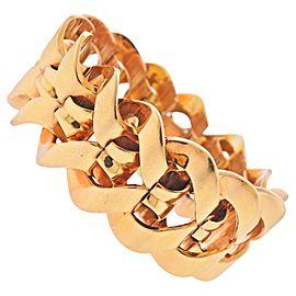 Bulgari Massive Rose Gold Bracelet