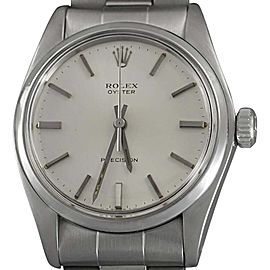 Rolex Oyster Precision 6426 35mm Mens Watch