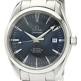 Polished OMEGA Seamaster Aqua Terra Co-Axial Automatic Watch 2503.80
