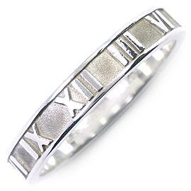 TIFFANY & Co. Silver Atlas Ring