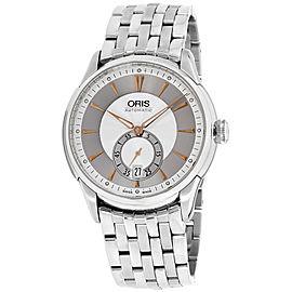 Oris Artelier 62375824051MB 40mm Mens Watch