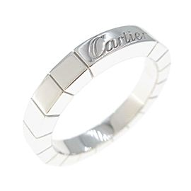 Cartier 18K White Gold Lanieres ring TkM-262