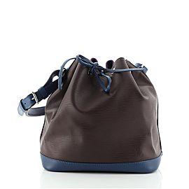 Louis Vuitton Tricolor Petit Noe NM Handbag Epi Leather