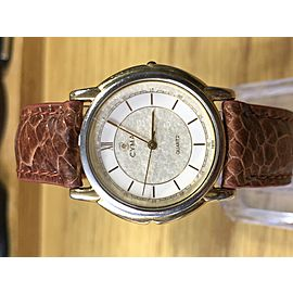 CYMA E718 IMPERATOR Leather Band Watch