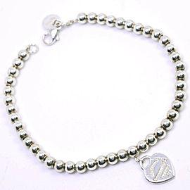 TIFFANY & Co. Silver/enamel Bracelet