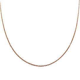 Tiffany & Co. Paloma Picasso 18K Rose Gold Necklace