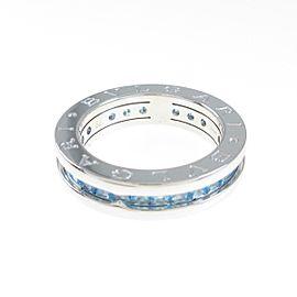 BVLGARI 18K White Gold B.zero1 Ring