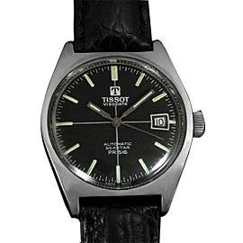 Tissot Visodate Seastar 34mm x 41mm Vintage Mens Watch