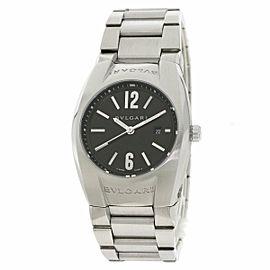 BVLGARI Stainless Steel/Stainless Steel Elgon EG30S Watch