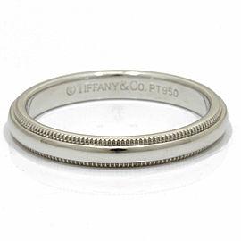 TIFFANY&Co. Platinum Ring CHAT-464