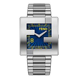 Fendi Blue 40 x 40 mm F132010101