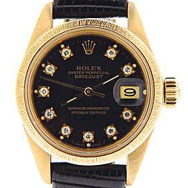 Rolex Datejust President 6927 26mm Womens Vintage Watch