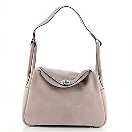 Hermes Lindy Bag Grizzly and Swift 30