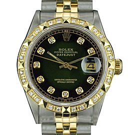 Rolex Datejust 16013 36mm Men's Watch