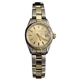 Rolex Date 6917 26mm Womens Vintage Watch