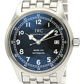 Polished IWC Stainless steel Mark XVI Watch HK-2114
