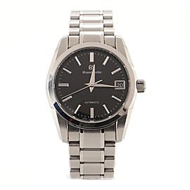 Grand Seiko Heritage 3 Day Automatic Watch Stainless Steel 37