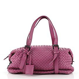 Bottega Veneta Montaigne Shoulder Bag Intrecciato Nappa Medium