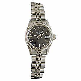 Rolex Date 6917 Vintage 26mm Womens Watch