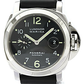 PANERAI Luminor Marina Steel Automatic Mens Watch 164 PAM00164