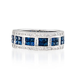 Le Vian Certified Pre-Owned Blueberry Sapphire Ring