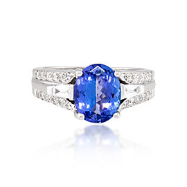 Le Vian Certified Blueberry Tanzanite Ring