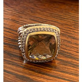 David Yurman Albion and Diamond Ring