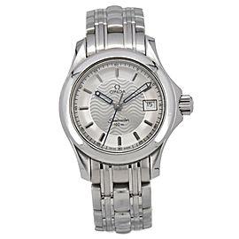 OMEGA Seamaster 120M 2581.31 Silver Dial Quartz Women's Watch