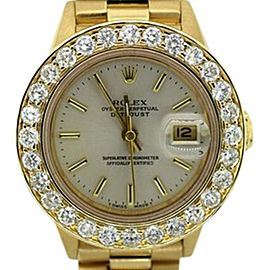 Rolex Presidential Datejust 6917 26mm Womens Watch