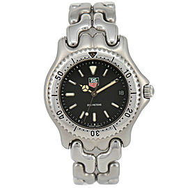 TAG Heuer S/el S99.306M Stainless Steel Quartz Men's Watch