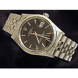 Rolex Date 15000 Vintage 34mm Mens Watch