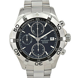 TAG HEUER Aqua racer CAF2110 Chronograph Automatic Men's Watch