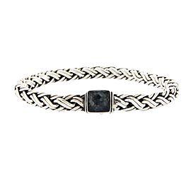 John Hardy 925 Sterling Silver Labradorite Bracelet